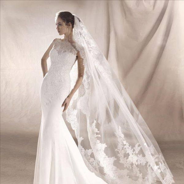 Pronovias Saturn Wedding Dress