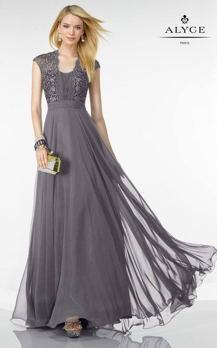 Alyce Paris Black Label Gown