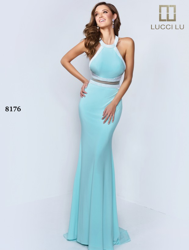 Lucci Lu Prom Gown