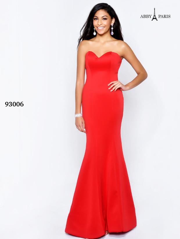 93006 Red dress