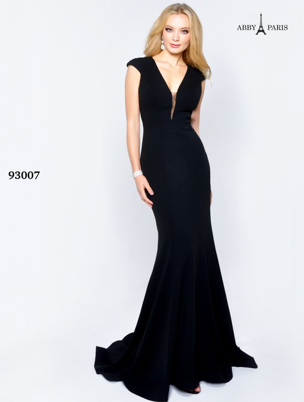 Lucci Lu Evening Gown