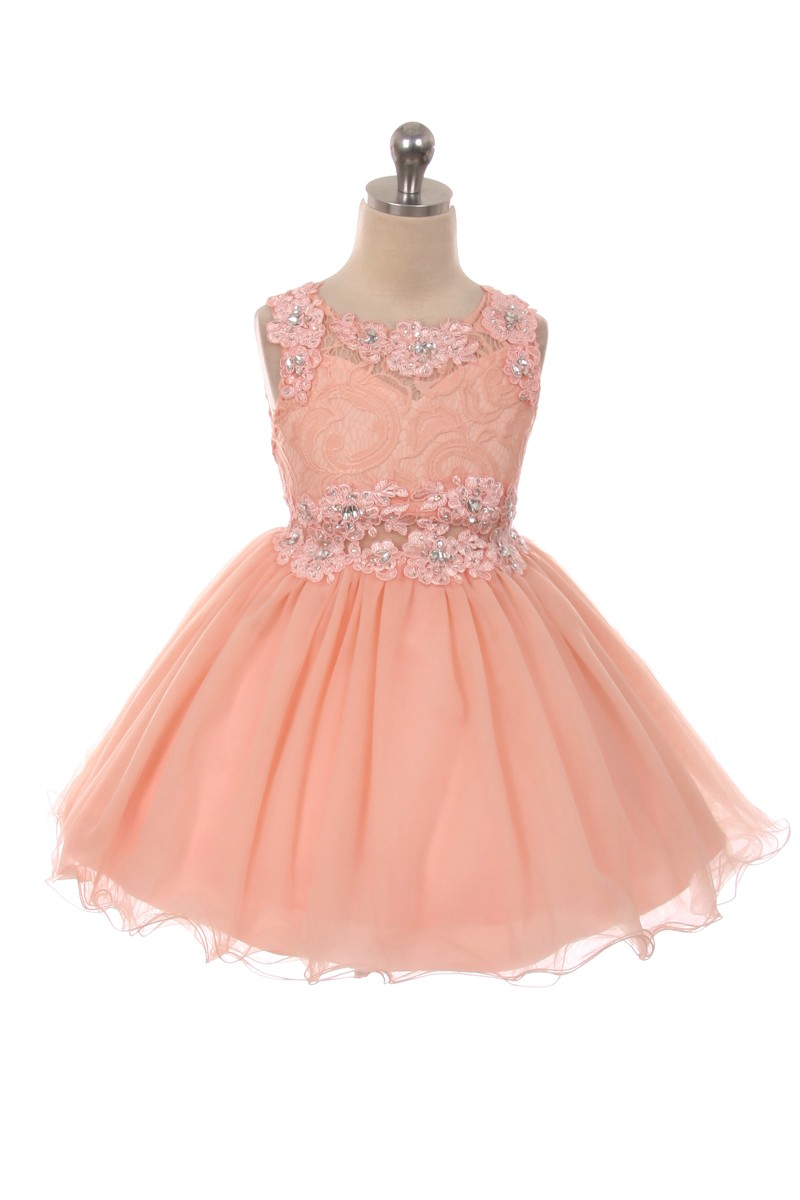 Girl Blush Dress