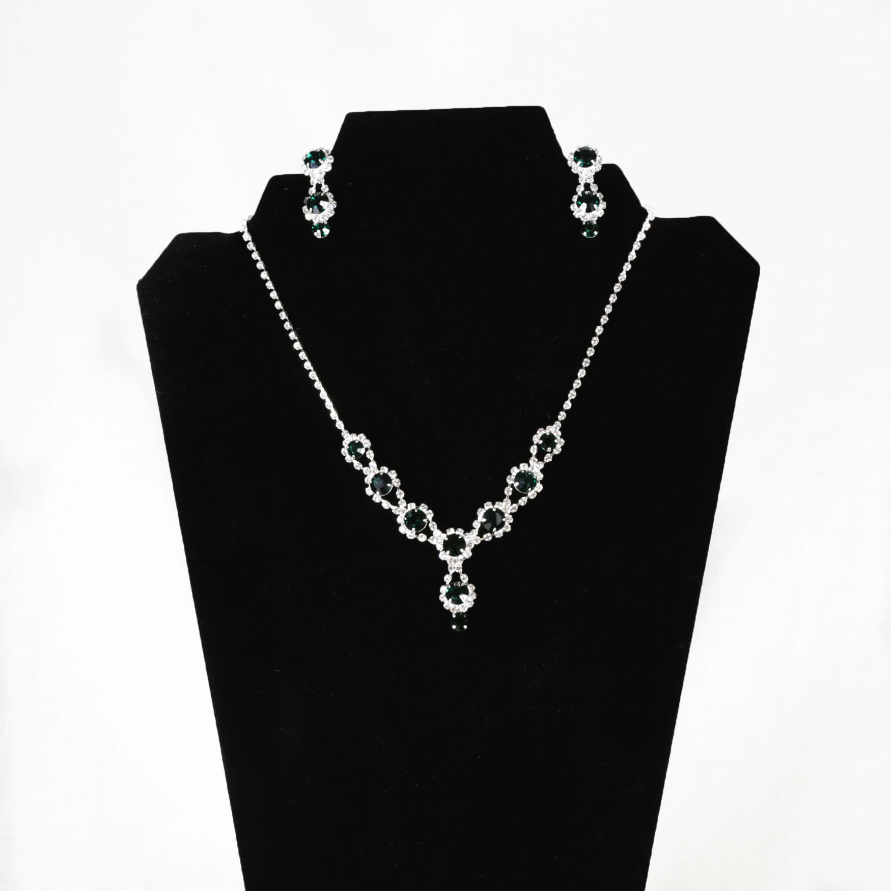 Christina Collection - Necklace Earrings Jewelry | Forget Me Not Boutique Chicago