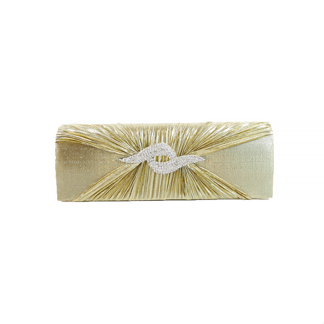 Satin Evening Clutch